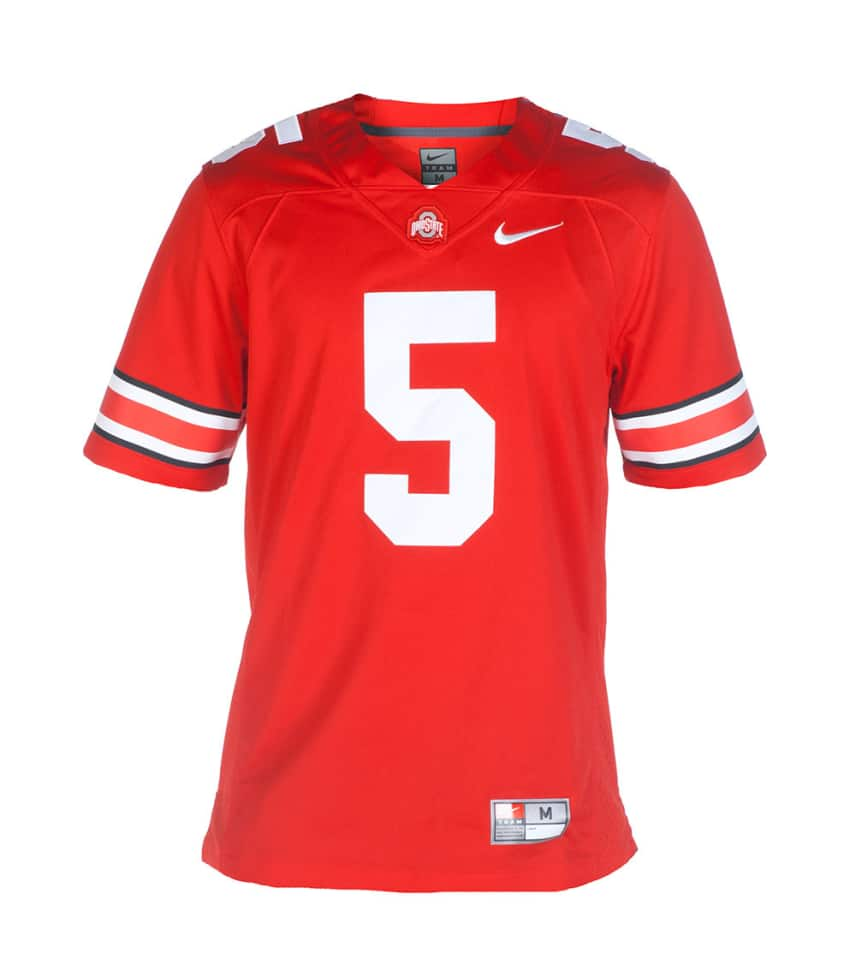 f859113a23b Nike OHIO STATE JERSEY (Red) - 00031477X