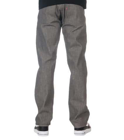 135abbb7530d Levis 501 ORIGINAL FIT JEAN (Grey) - 005012128