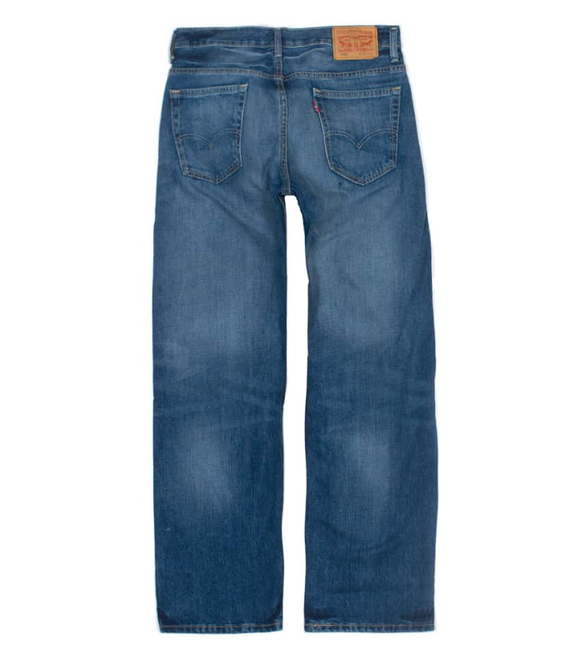 aa70571a465 Levis 569 LOOSE STRAIGHT FIT JEAN (Blue) - 005690196 | Jimmy Jazz