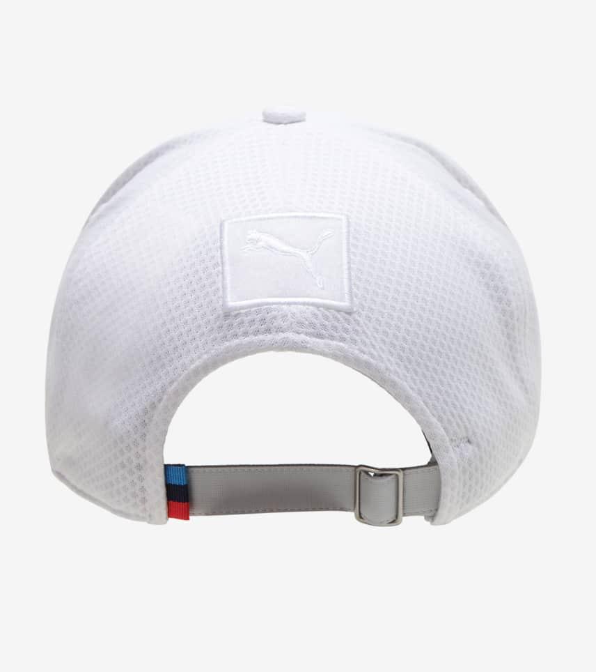7ec1f3aa5c Puma BMW Motorsport Cap (White) - 021934-02 | Jimmy Jazz
