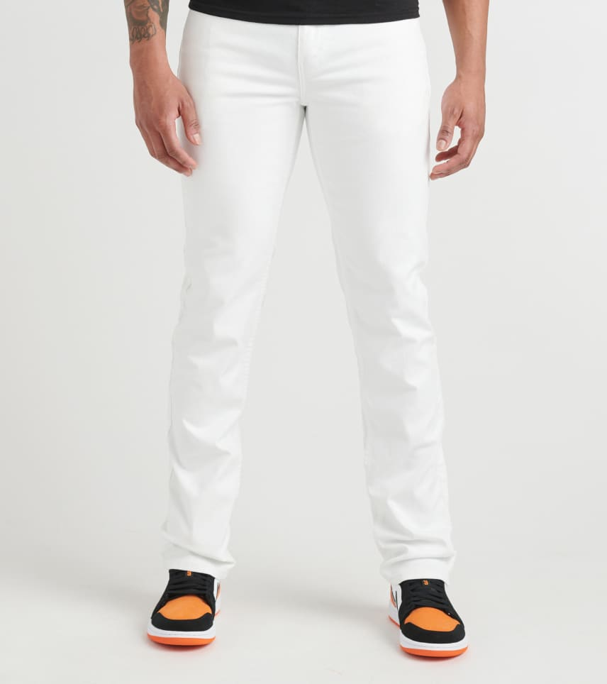 889a2515 Levis 511 SLIM FIT JEANS (White) - 045110407 | Jimmy Jazz