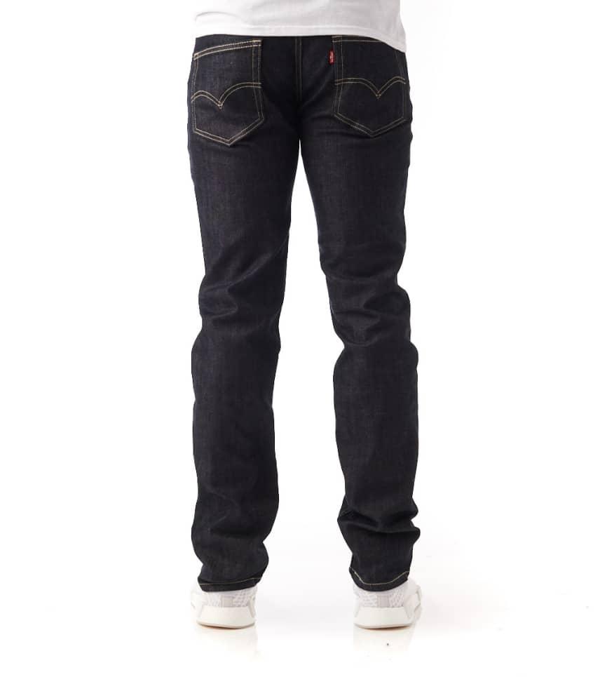 905f1dcc955 Levis 511 Slim Fit Jeans (Black) - 045110535 | Jimmy Jazz