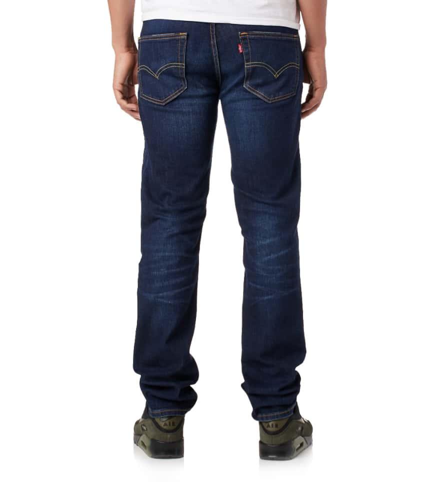 b09f6de80c0a Levis 511 Slim Fit Jeans (Dark Blue) - 045112369 | Jimmy Jazz