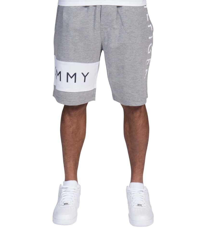 2e0007f02f2 Tommy Hilfiger Logo Essentials Fashion Shorts (Grey) - 09T3308-004 ...