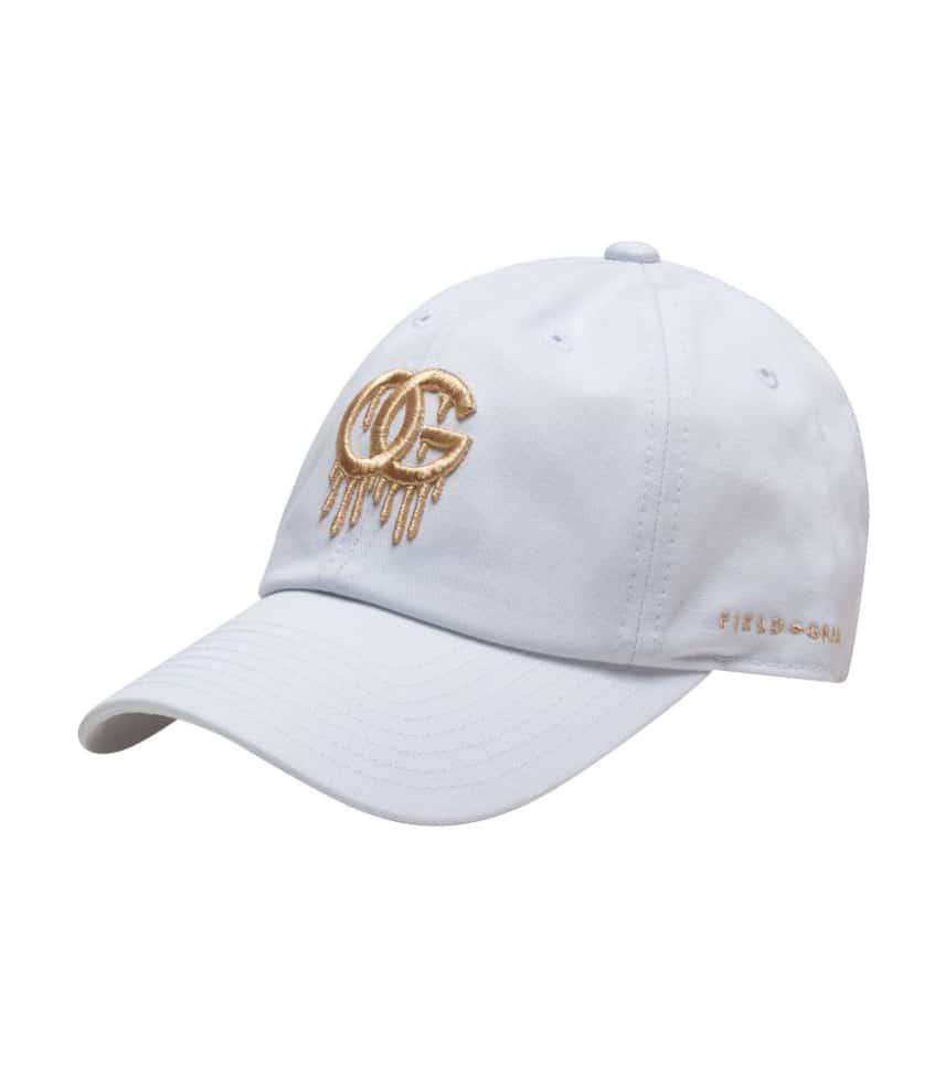 bca30a5eaf5 Field Grade MELTING OG DAD HAT (White) - 1000379