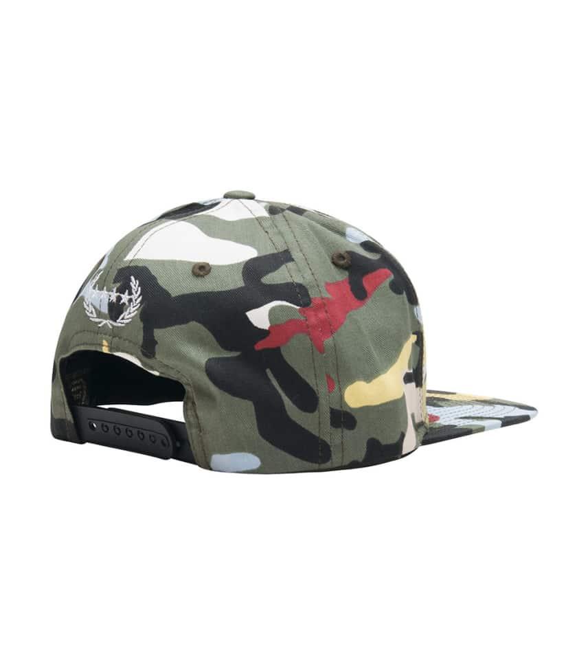 e806c787ed2 ... Field Grade - Caps Snapback - MELTING OG SNAPBACK HAT ...
