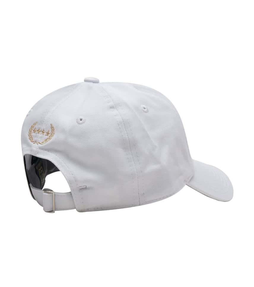 7ff0ae142496ee Field Grade Label Victim Dad Hat (White) - 1000790H | Jimmy Jazz