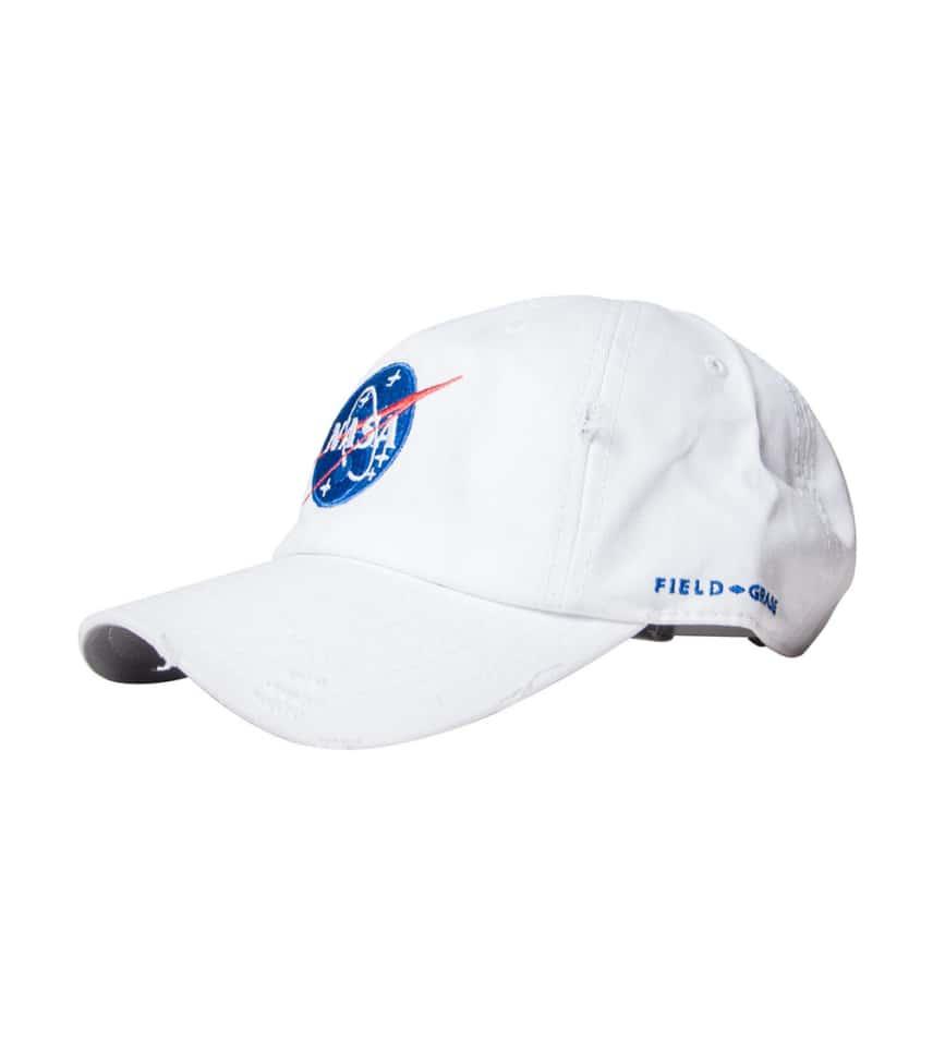 Field Grade Skylab NASA Yin Yang Dad Hat (White) - 1001451H  b7644c88b6f