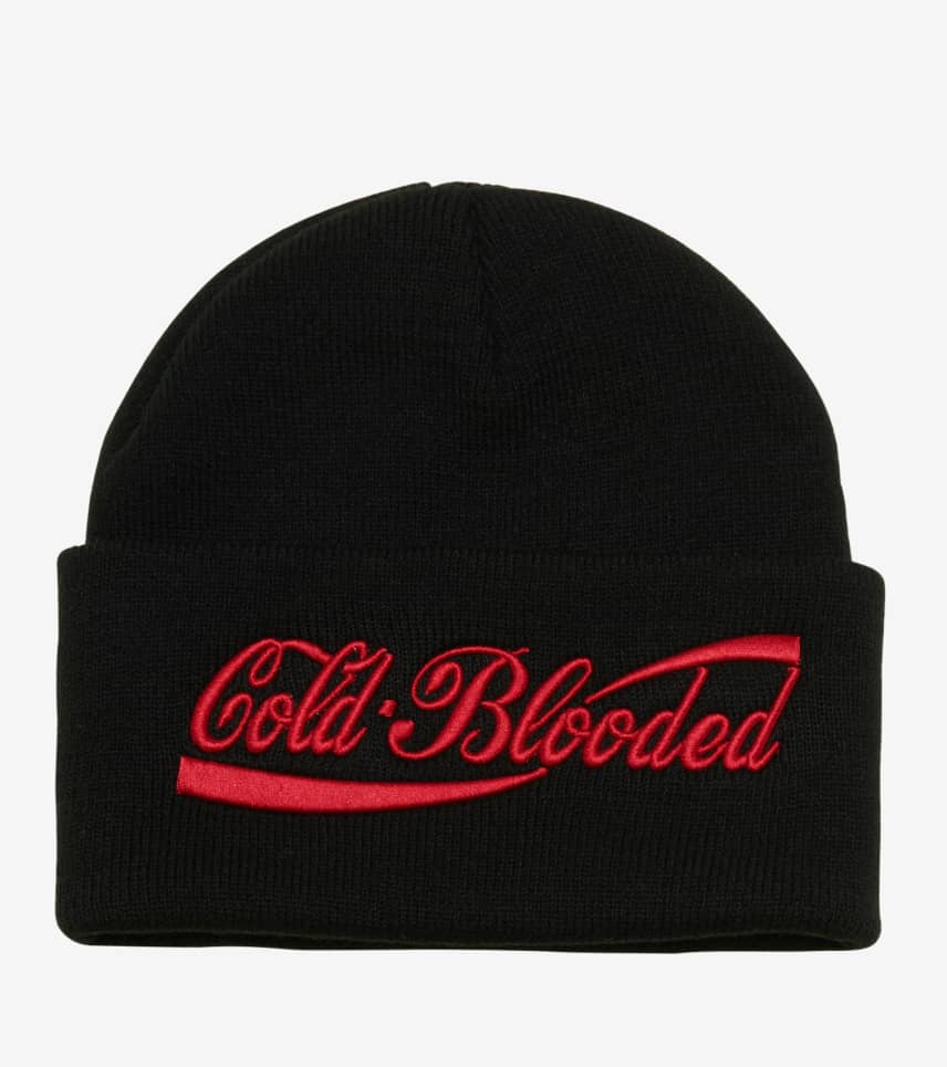 Field Grade Cold Blooded Beanie (Black) - 1001868H  aab3bc56077