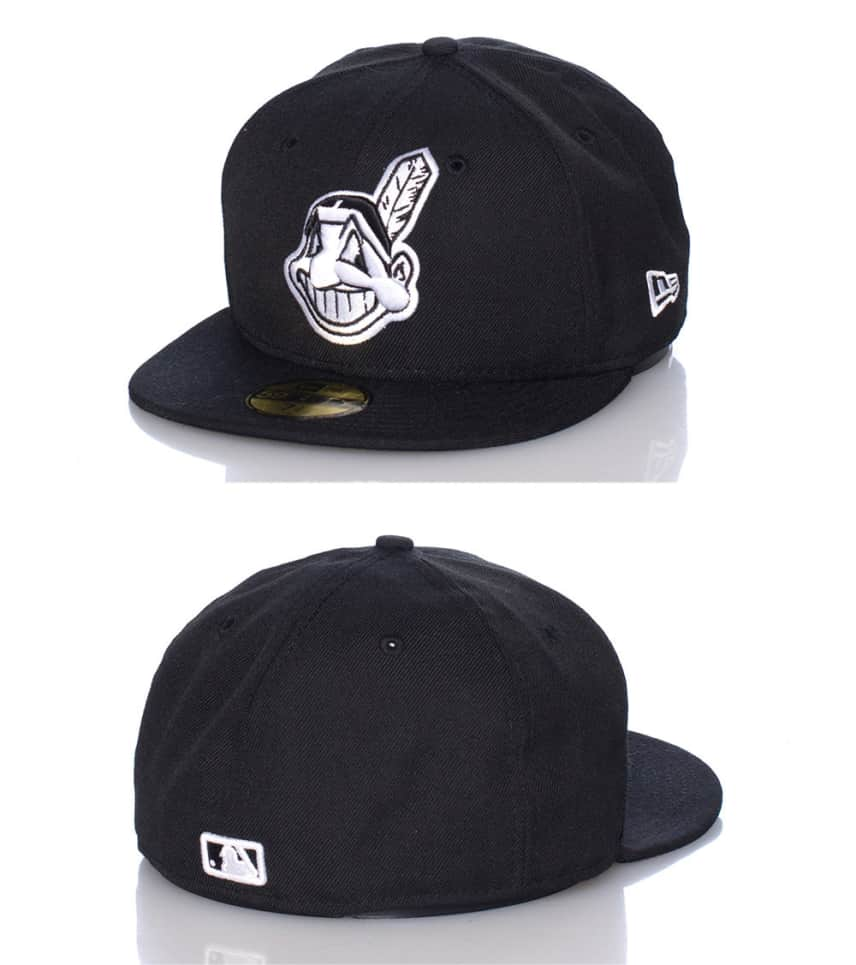b21badb7 CLEVELAND INDIANS FITTED CAP