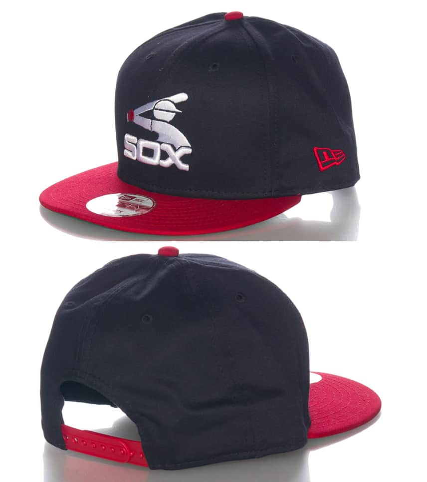 ada35fe4a01 ... New Era - Caps Snapback - CHICAGO WHITE SOX MLB SNAPBACK CAP ...