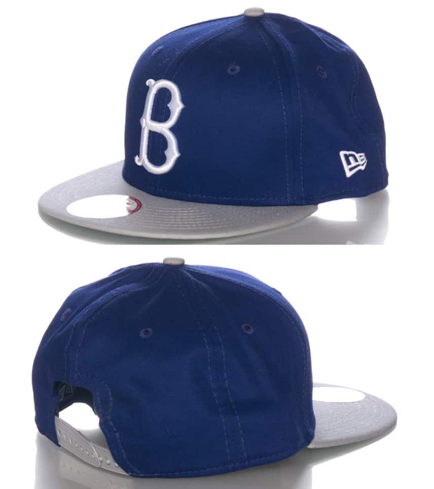 cc5a20ffe1649a New Era BROOKLYN DODGERS MLB SNAPBACK CAP (Blue) - 10499301 | Jimmy Jazz