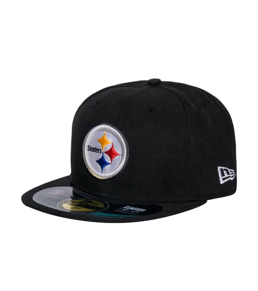 fc87a692 PITTSBURGH STEELERS NFL FITTED CAP