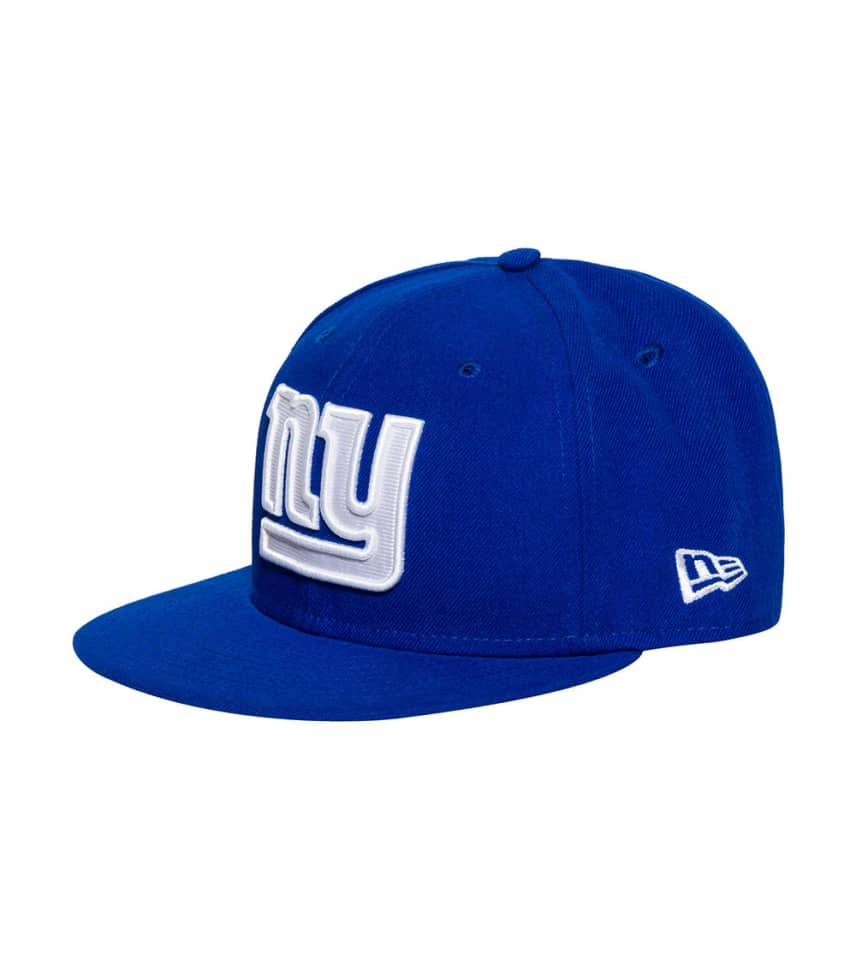 New Era New York Giants NFL Fitted Cap (Blue) - 10529758H  eff8a2743c6