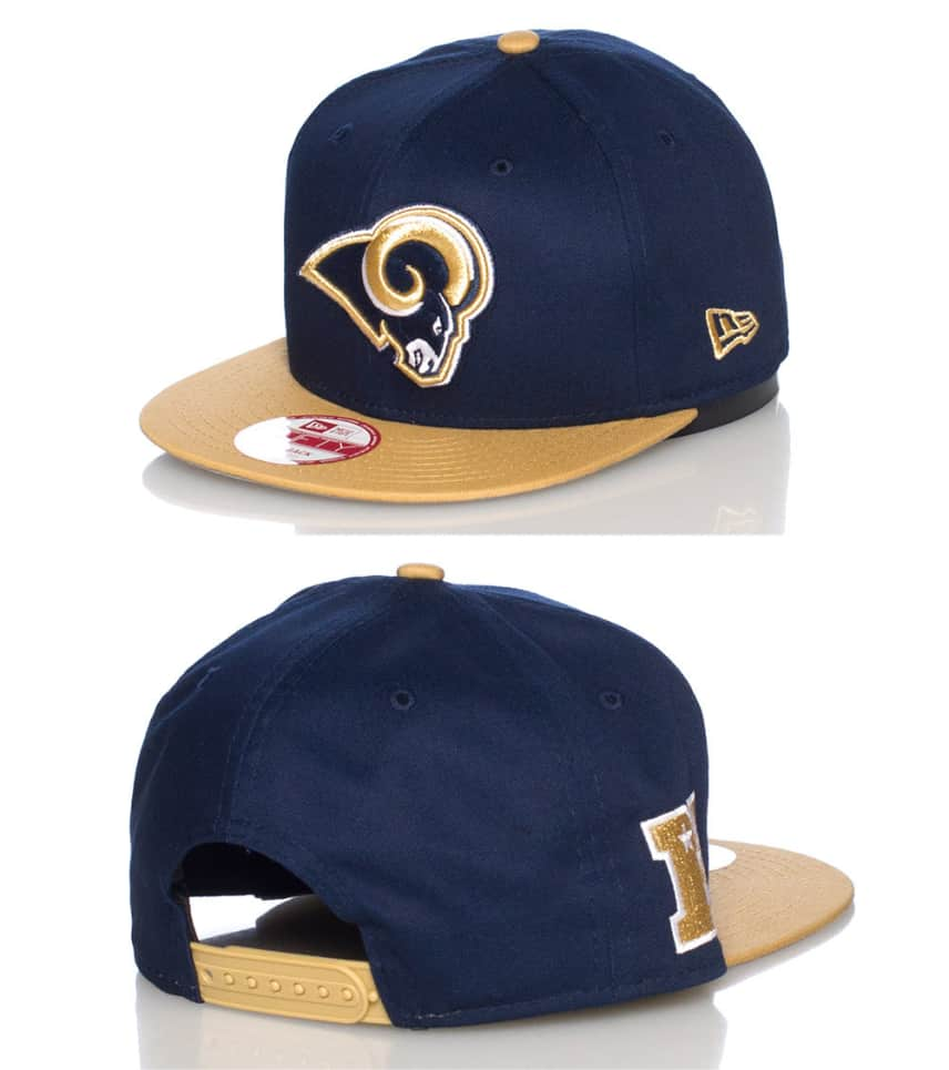 673db276 ST LOUIS RAMS NFL SNAPBACK CAP