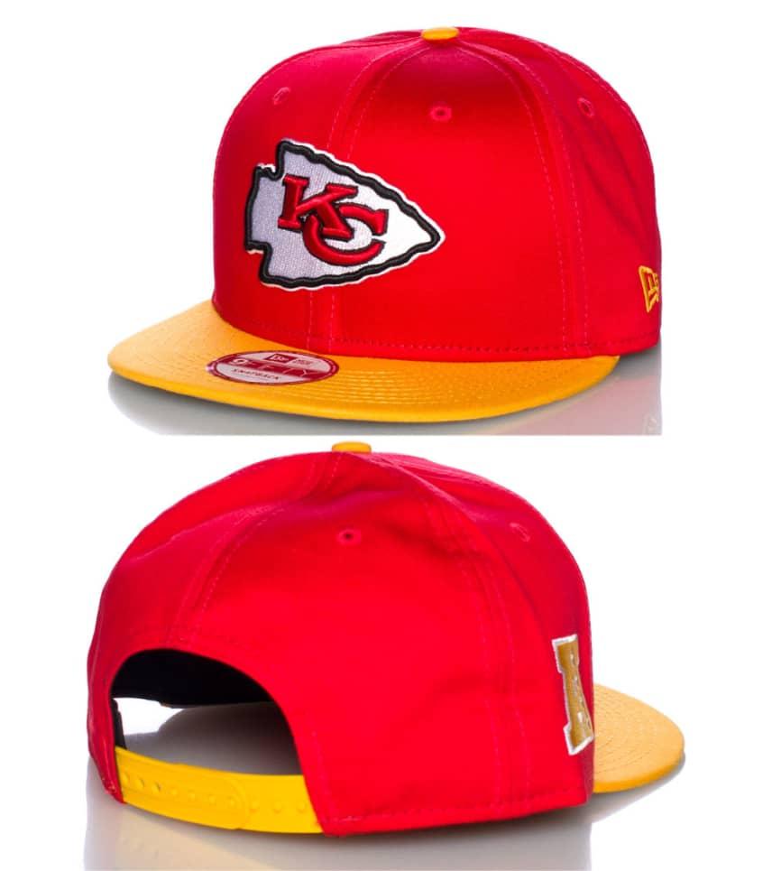 d157e912 KANSAS CITY CHIEFS NFL SNAPBACK CAP