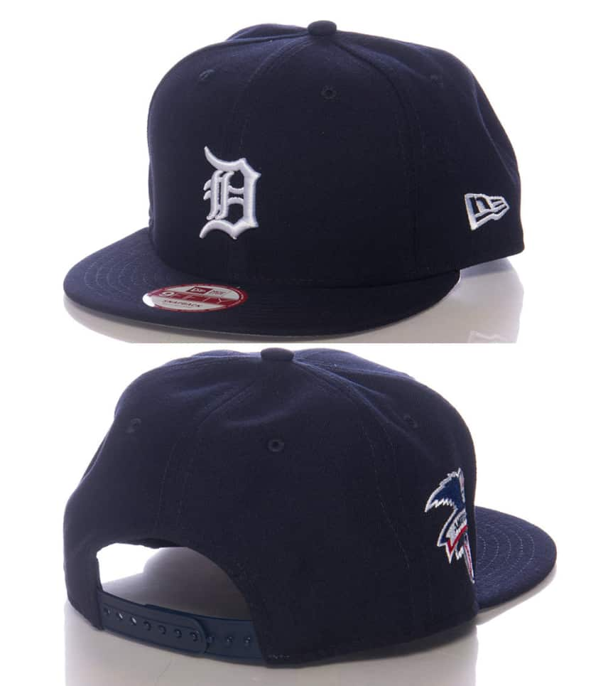New Era Detroit Tigers Mlb Snapback Cap (Black) - 10581442  ddac19a4a