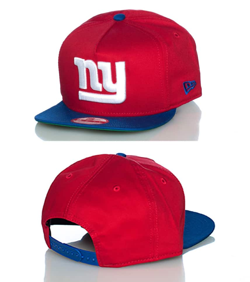 new york giants NFL snapback cap hat Clothes, Shoes & Accessories