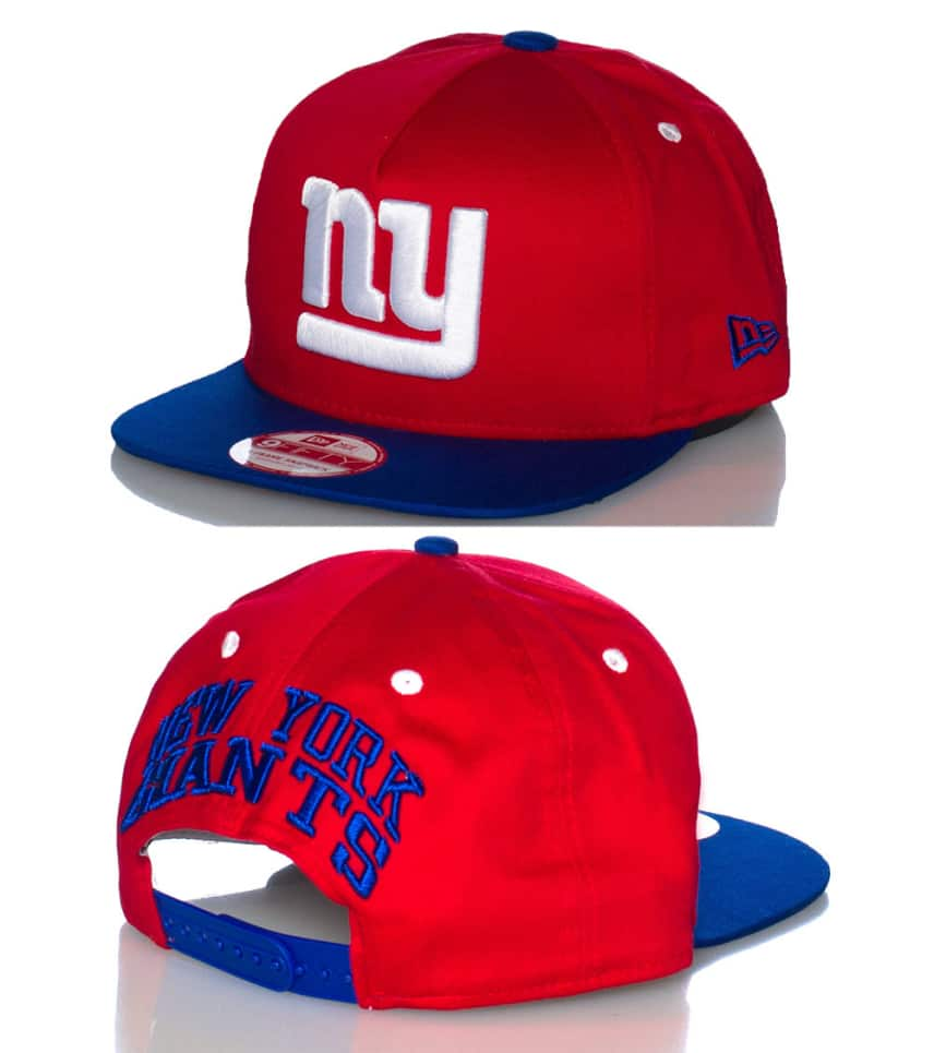 d7f600d96b0 New Era NEW YORK GIANTS NFL SNAPBACK CAP (Red) - 10631952