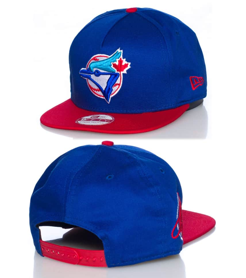 c604fdb5e03 New Era Toronto Blue Jays Mlb Snapback Cap (Royal) - 10633147 ...