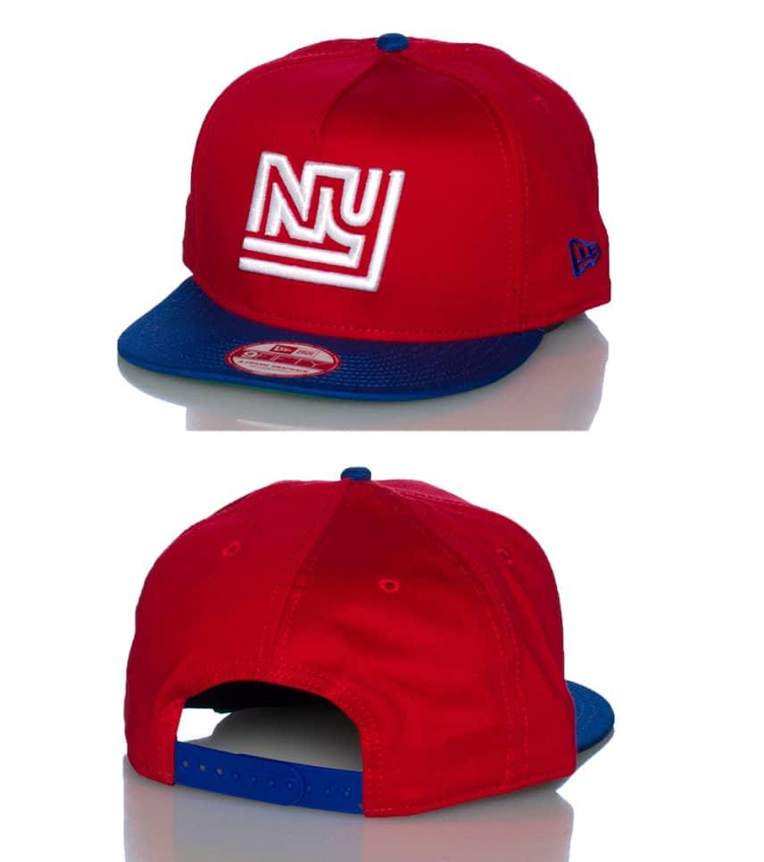 9b51fe50cc1 New Era NEW YORK GIANTS NFL SNAPBACK CAP (Red) - 10661757