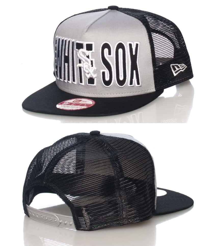 43dc170a4 CHICAGO WHITE SOX MLB SNAPBACK CAP