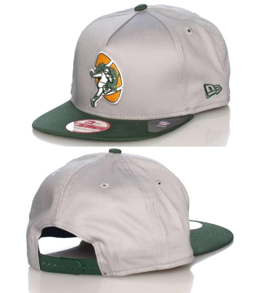 1c68b0388e398 New Era GREEN BAY PACKERS NFL SNAPBACK CAP (Grey) - 10737137H ...