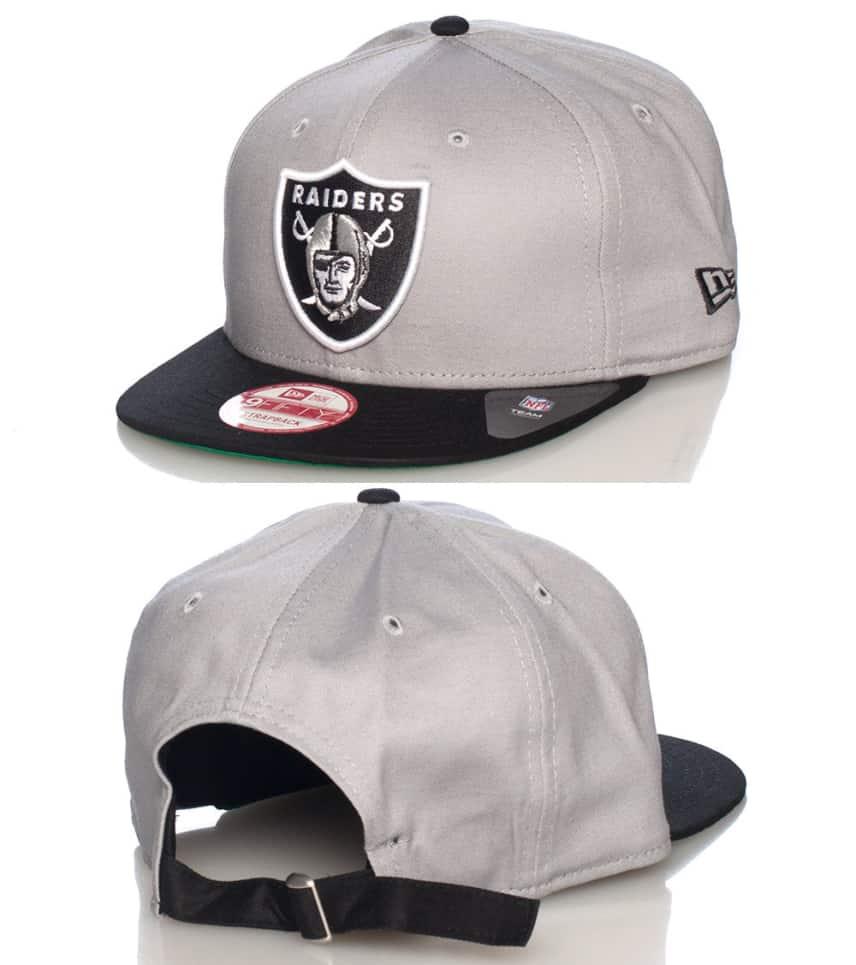 13715e1a4 OAKLAND RAIDERS NFL STRAPBACK CAP