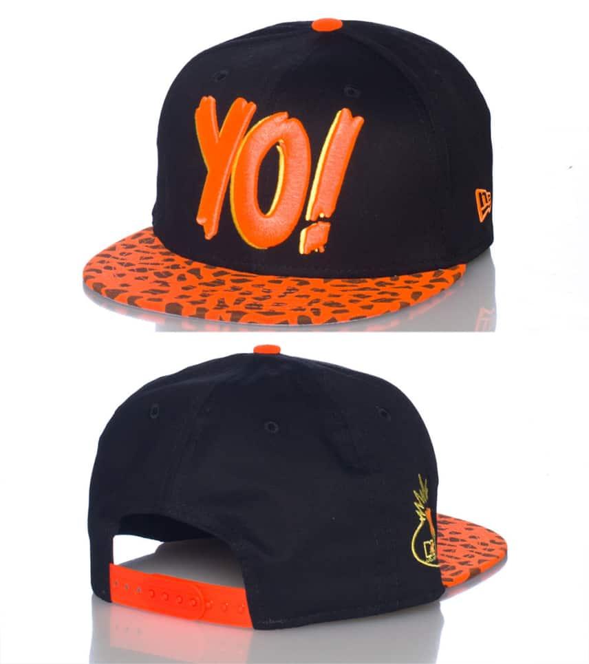 New Era YO! MTV RAPS SNAPBACK CAP (Orange) - 10912425  51d4034cca38