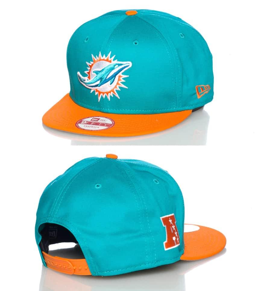 New Era MIAMI DOLPHINS NFL SNAPBACK CAP (Medium Green) - 10923884H ... ecfa1103e47d