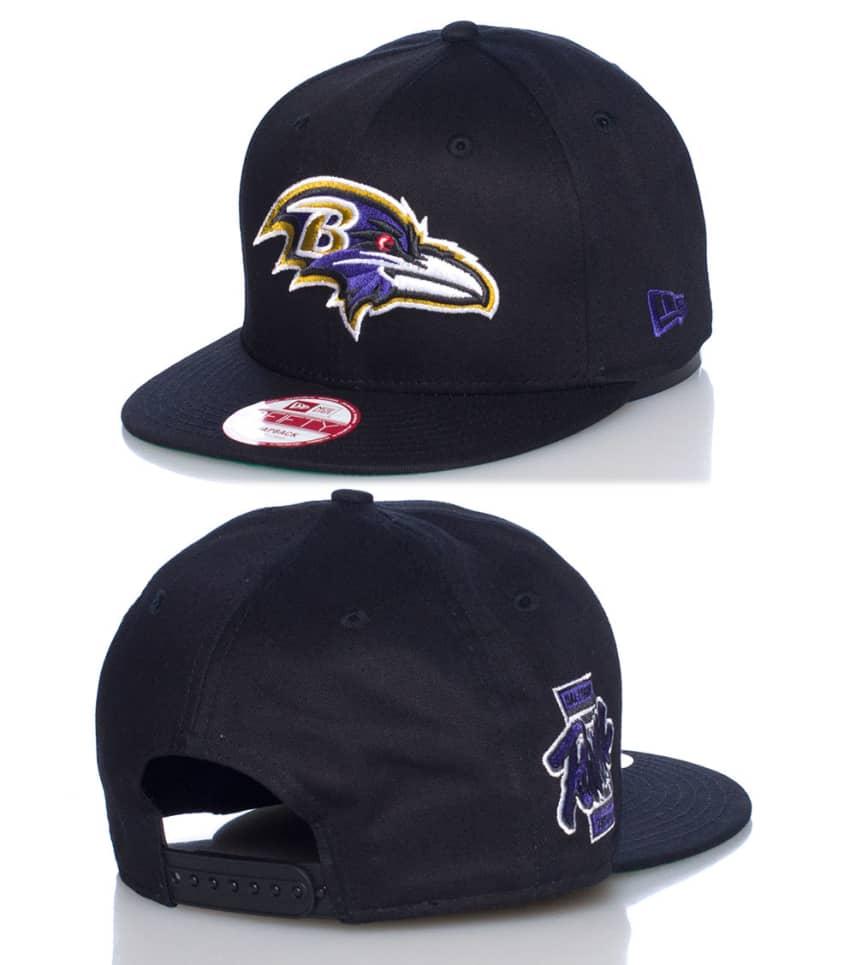d5580cd6 BALTIMORE RAVENS NFL SNAPBACK CAP
