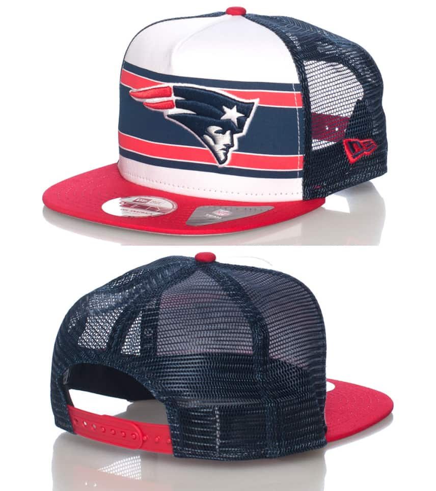 New Era New England Patriots NFL Snapback Cap (Multi-color ... b7c42f5b425