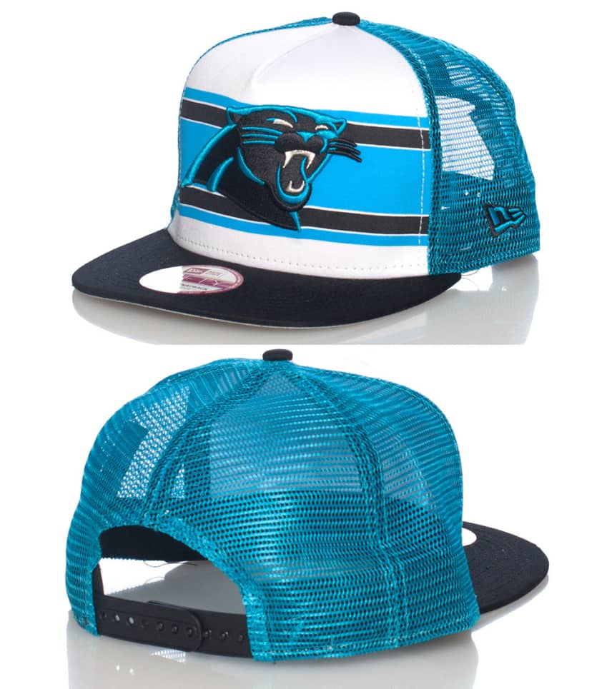 3bbbce831 CAROLINA PANTHERS NFL SNAPBACK CAP