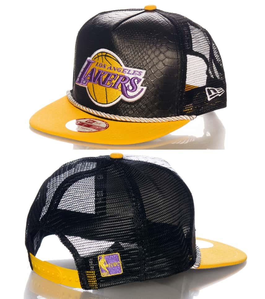 679416f51ca New Era LOS ANGELES LAKERS NBA SNAPBACK CAP (Black) - 10979986H ...