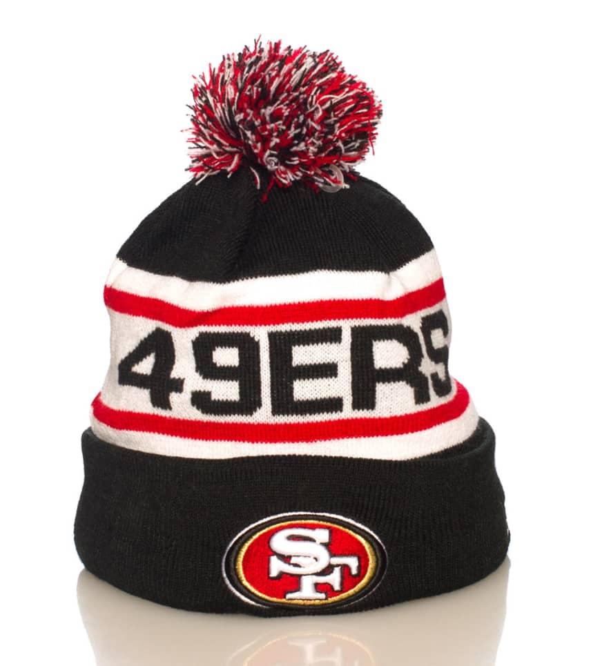 12a90455 New Era SA 49ERS BIGGEST FAN REDUX WINTER CAP (Black) - 11040826H ...