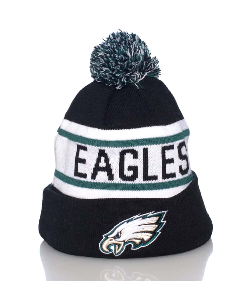 New Era Eagles Biggest Fan Redux Winter Cap (Black) - 11040839H ... 0acd32f4e2f