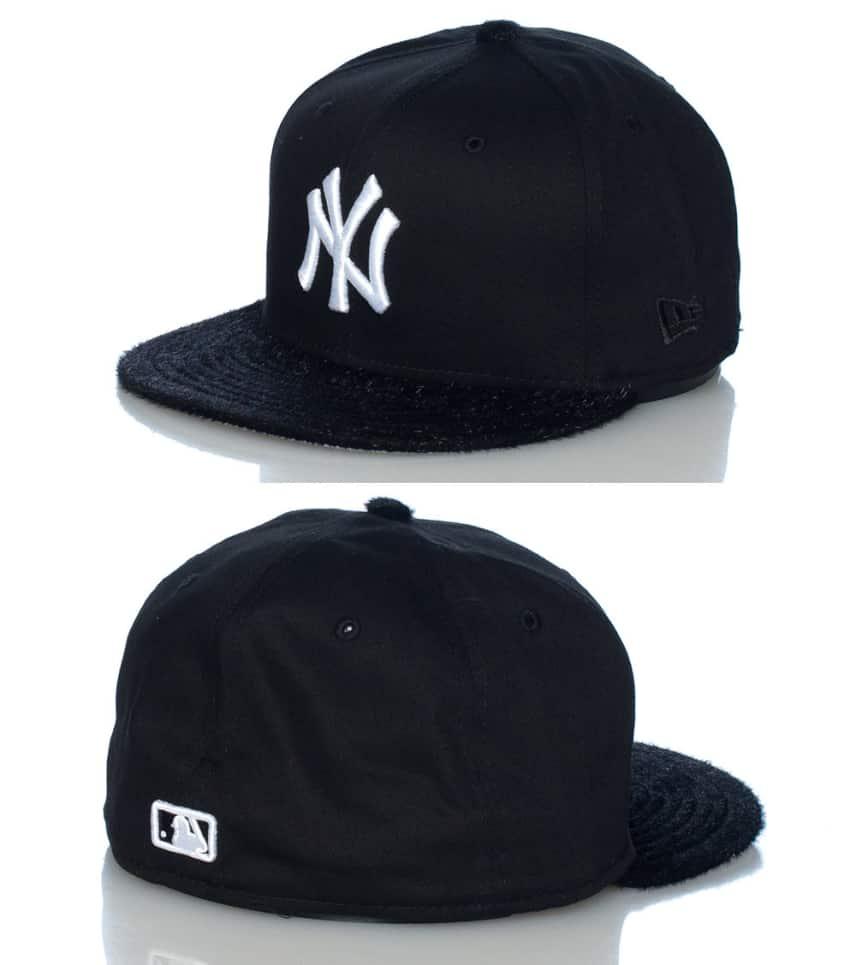 New Era NY Yankees Mlb Fitted Cap (Black) - 11049173H  0c6a8830311