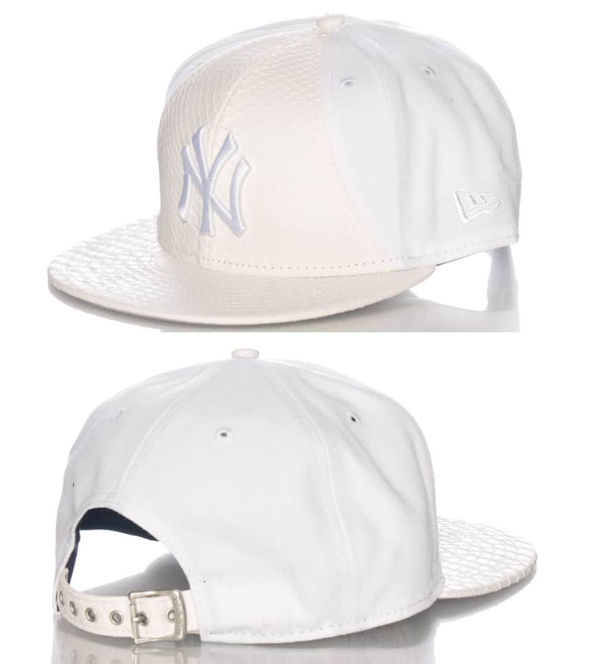 f40a6efe New Era ANIMAL NY YANKEES MLB STRAPBACK CAP (White) - 11063369H ...