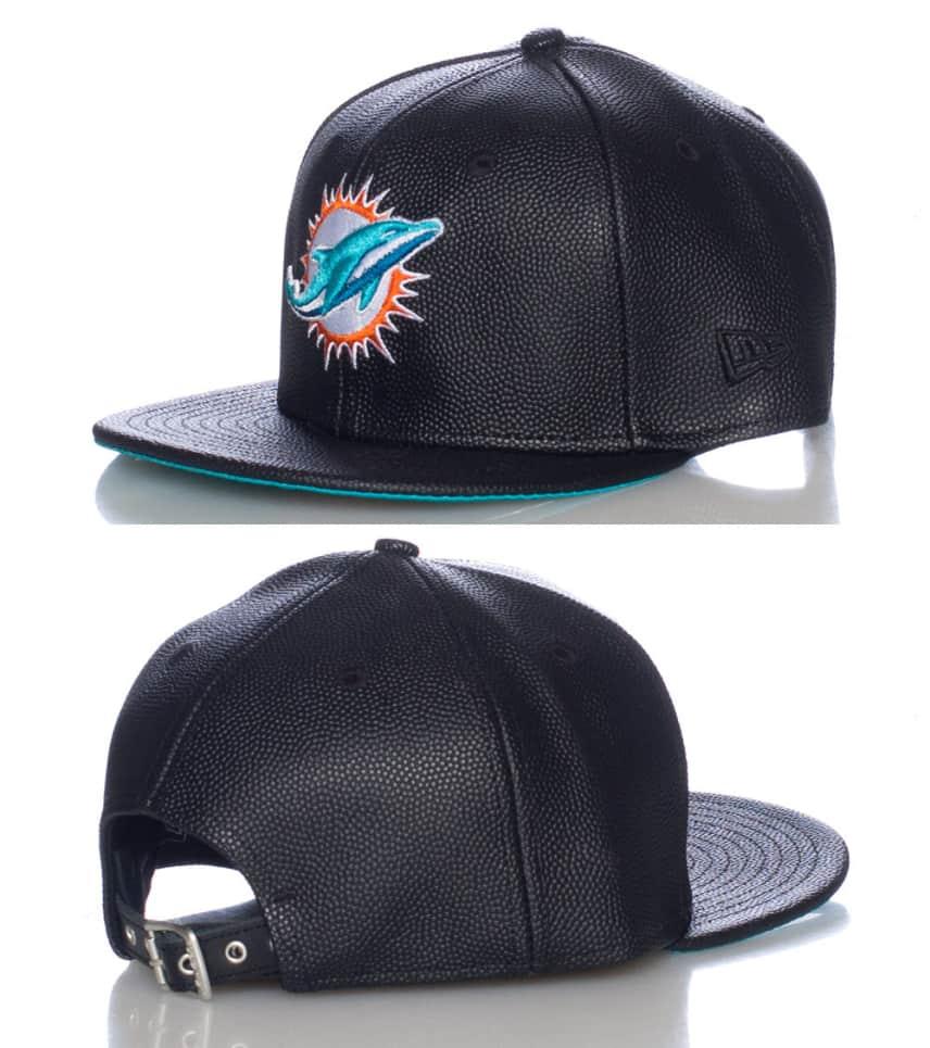 promo code 7cf24 63aa0 NEW ERA MIAMI DOLPHINS NFL STRAPBACK CAP
