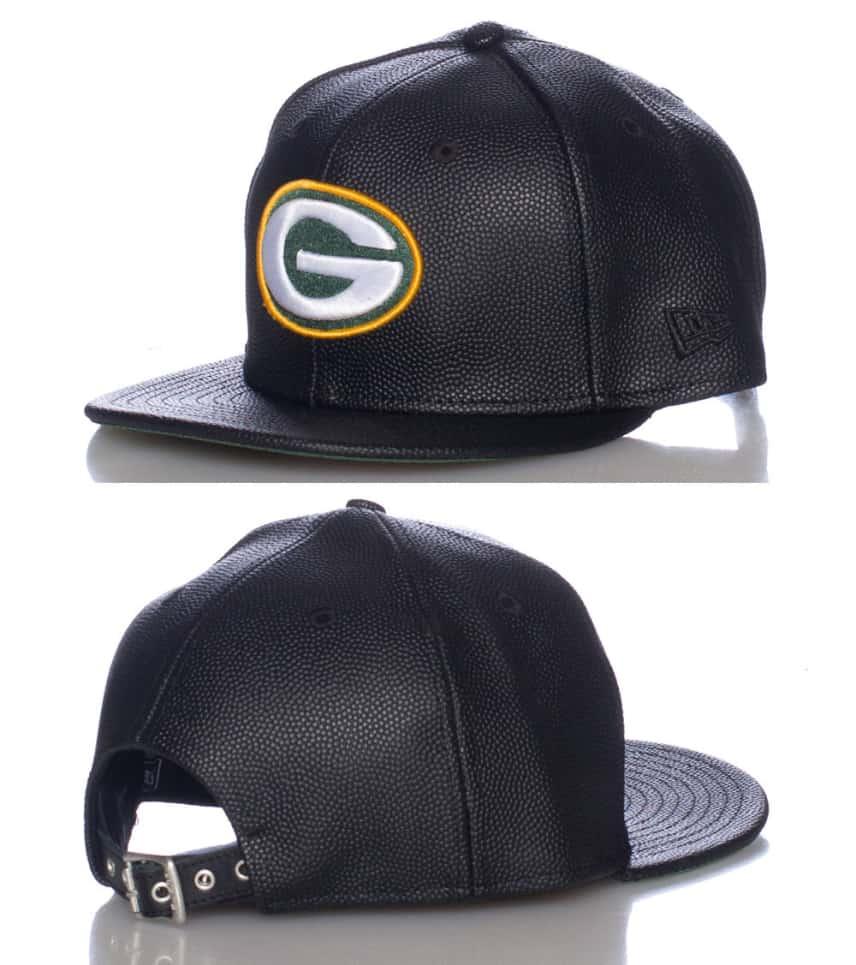 5edc904e GREEN BAY PACKERS NFL STRAPBACK CAP