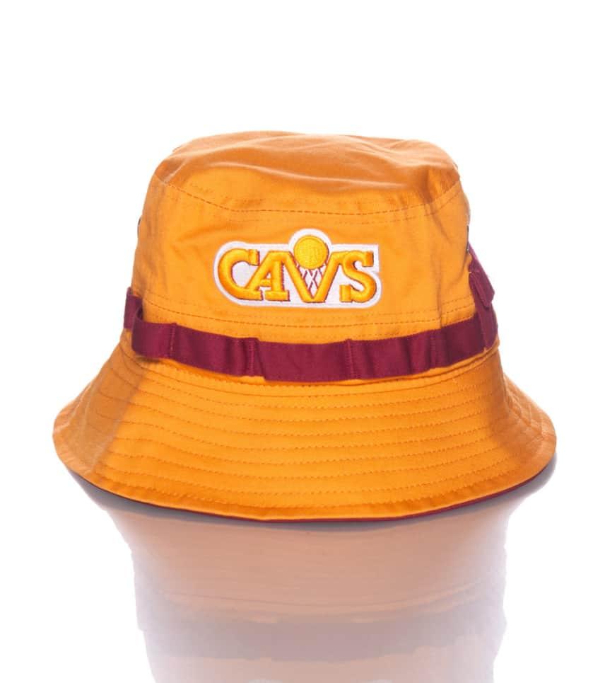 New Era ADVenture Reverse Cavaliers Bucket Hat (Yellow) - 11123309H ... cc3a88f8ad3