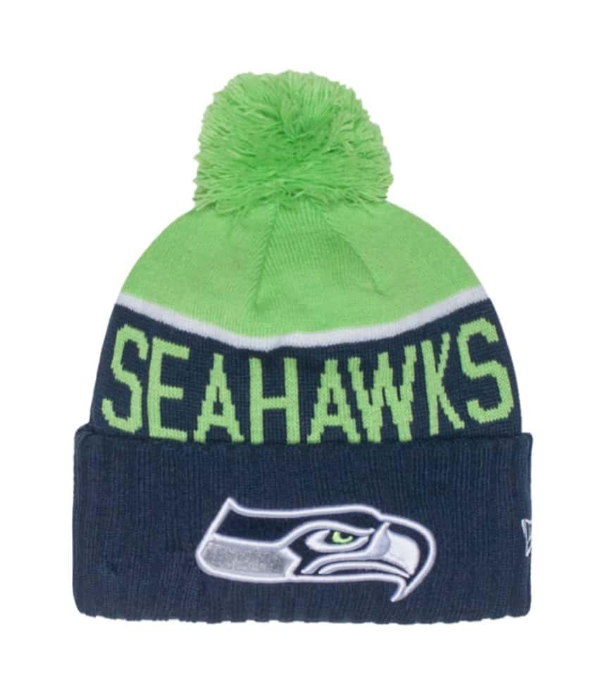 release date: 27e7a 777db NEW ERA SEATTLE SEAHAWKS NFL KNIT BEANIE