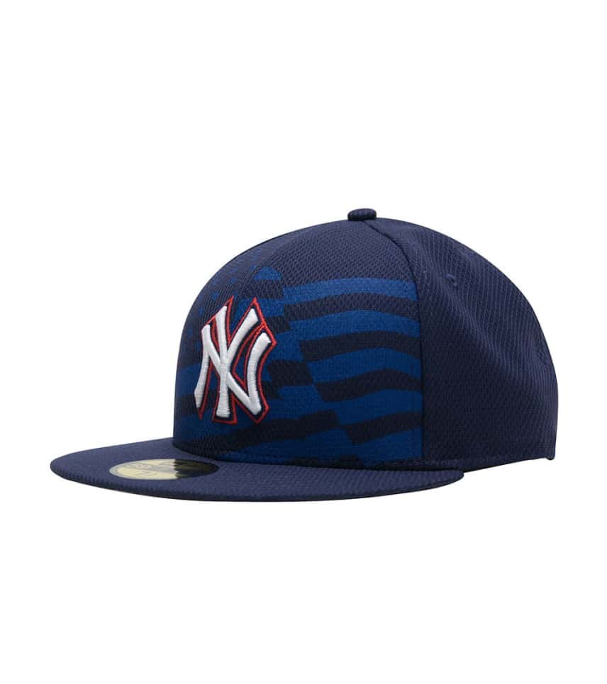 New Era New York Yankees July 4th Fitted (Navy) - 11171200H  8b134f50184