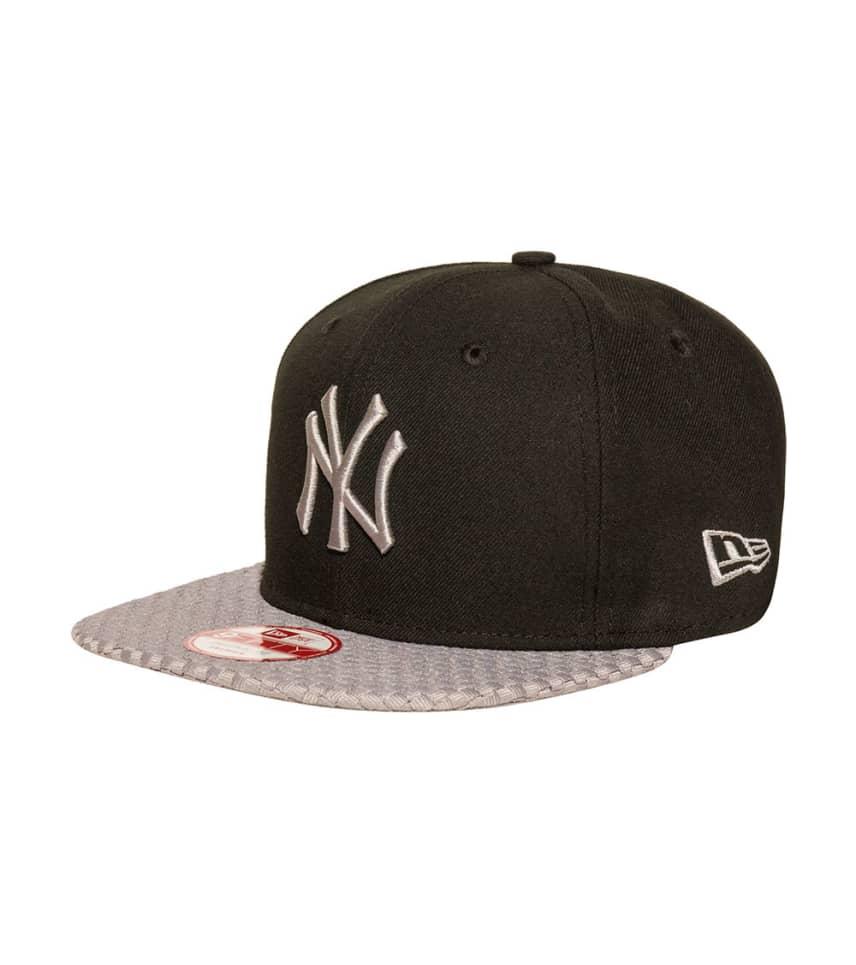 New Era Woven 2 Tone NY Yankees Snapback Cap (Black) - 11188911H ... 5860706c66f