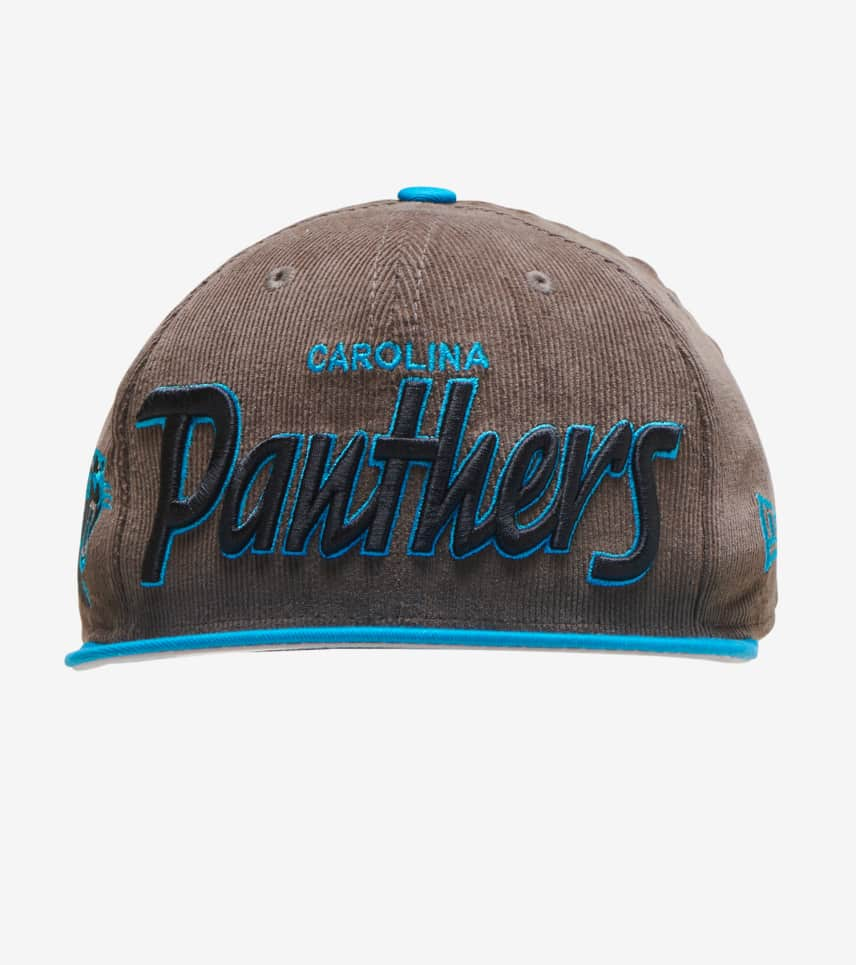 info for 851a1 f9527 New Era Carolina Panthers Corduroy 9FIFTY Hat