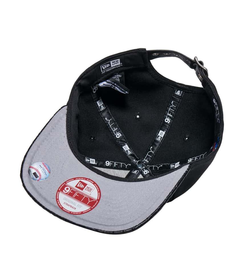 7de4c931ae4 New Era NY YANKEES MLB STRAPBACK JJ EXCLUSIVE (Black) - 11222728H ...