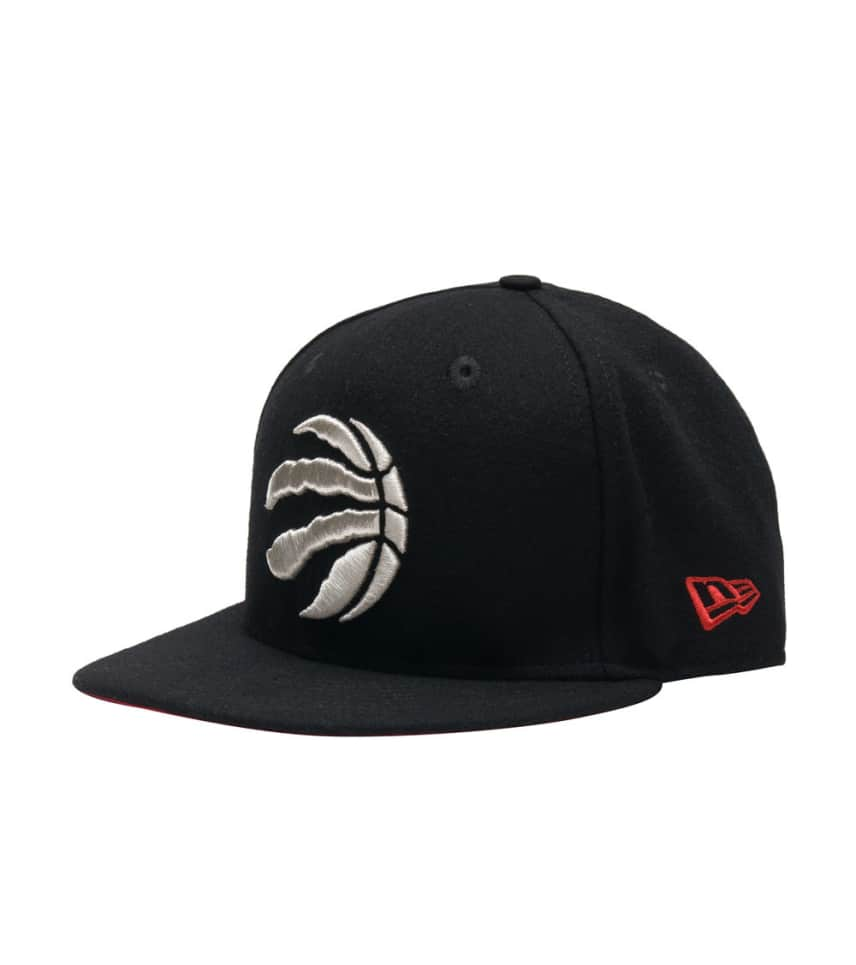 5e4d1e6d New Era TORONTO RAPTORS FITTED CAP (Black) - 11380186H | Jimmy Jazz