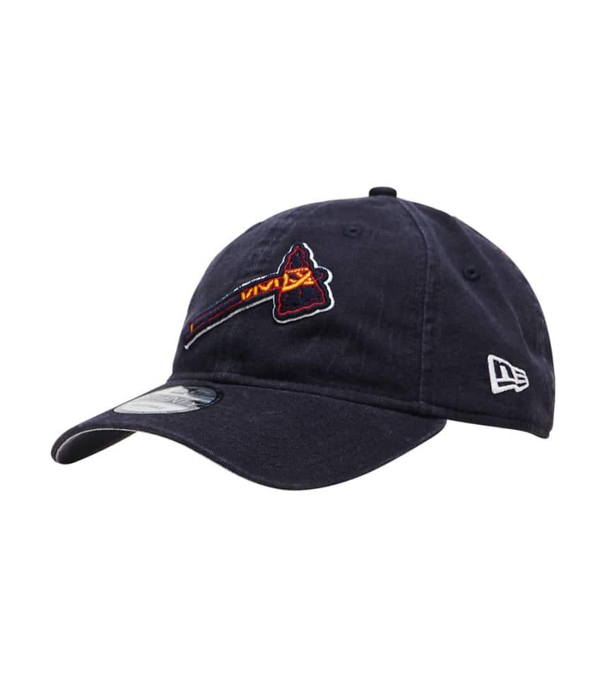 411b2c61941e4a New Era Atlanta Braves 9Twenty Hat (Navy) - 11427190H | Jimmy Jazz