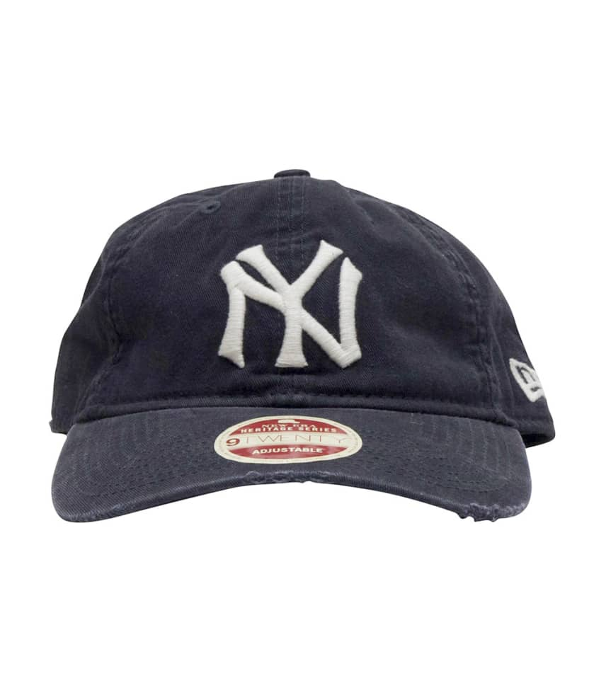 580dc5b54df New Era New York Yankees Rugged Ball Cap (Navy) - 11463655H