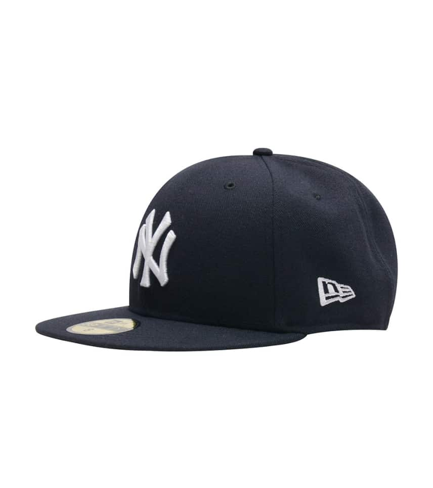 New Era New York Yankees Derek Jeter Fitted (Navy) - 11501085H ... 140c6c8a1c2